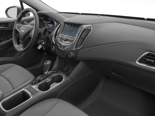 Used 2017 Chevrolet Cruze For Sale Princeton Il Kewanee R3798